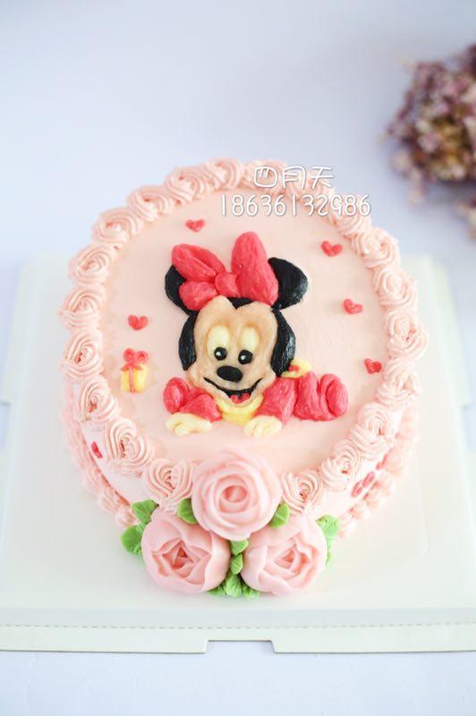 美术手工制作蛋糕