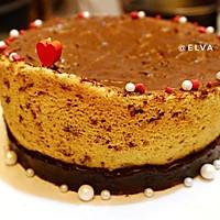 欲戴王冠 必承其重——皇冠玫瑰巧克力协奏蛋糕