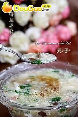 平桥豆腐羹的做法