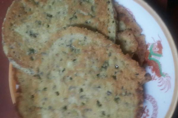 豆渣饼的做法_【图解】豆渣饼怎么做好吃_琦琦love