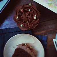 倍浓巧克力玛芬#松下烤箱烘焙盛宴#