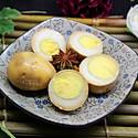乡巴佬卤鸡蛋#厨此之外,锦享美味#