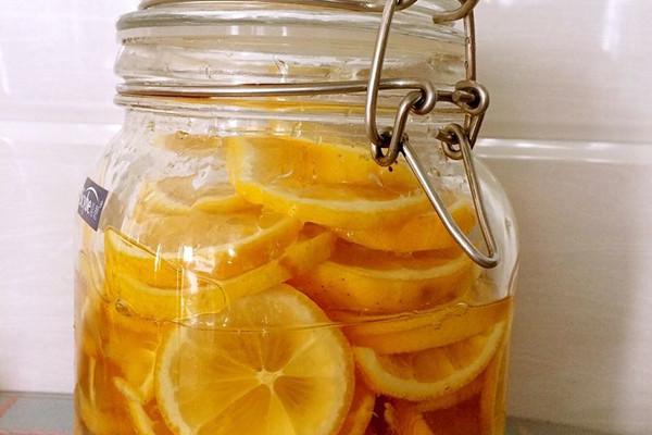自制蜂蜜柠檬茶(史上最全详细步骤)的做法