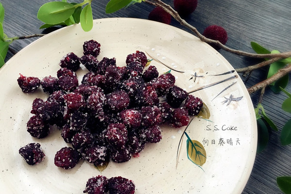 杨梅蜜饯的做法 杨梅蜜饯怎么做如何做好吃 杨梅蜜饯家常做法大全 向