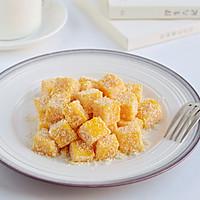 南瓜小方块#柏翠辅食节−营养佐餐#