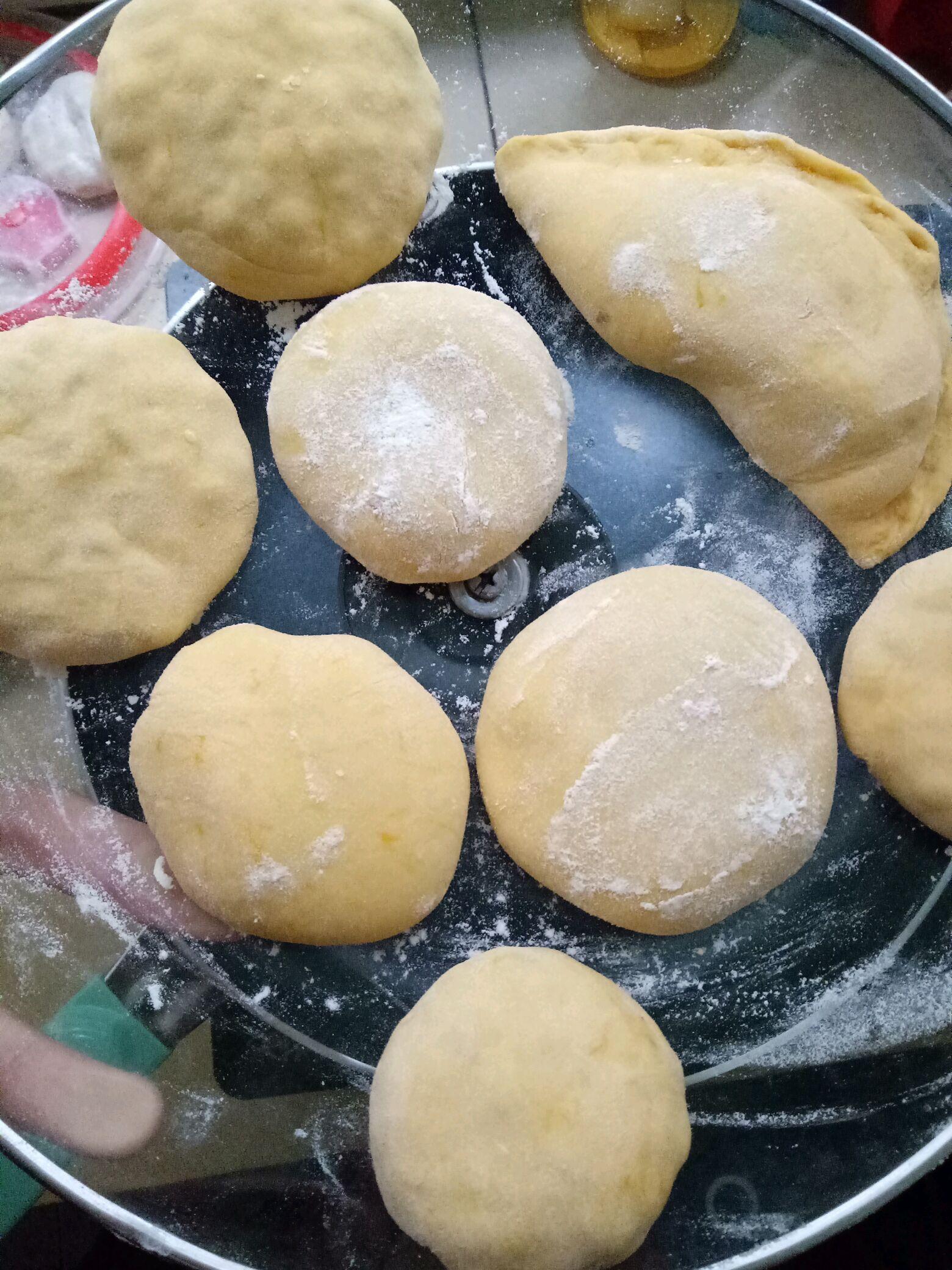 南瓜馅饼的做法_【图解】南瓜馅饼怎么做如何做好吃