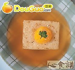 地中海高汤土司的做法