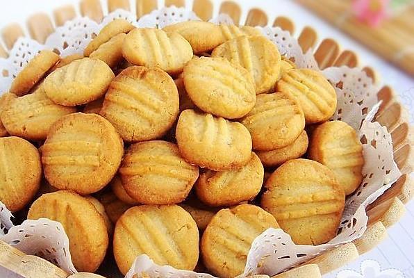 花生酱小饼干 的做法