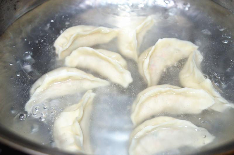 土豆肉末饺子#船歌鱼水饺#的做法图解16