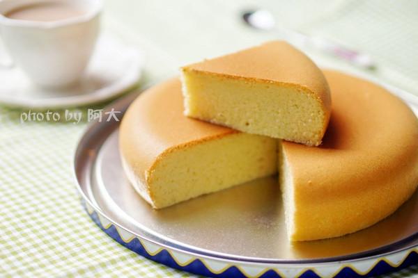 电饭煲版海绵蛋糕#自己做更健康#的做法