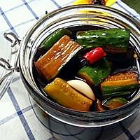 腌黄瓜咸菜(家常必备小菜)的做法图解5