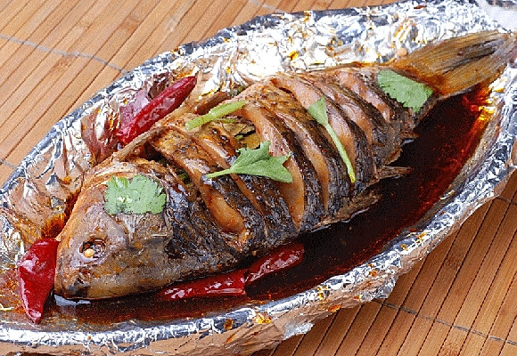 家常味红烧鲫鱼的做法