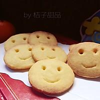 卡通笑脸红薯饼干#柏翠辅食节-烘焙零食#