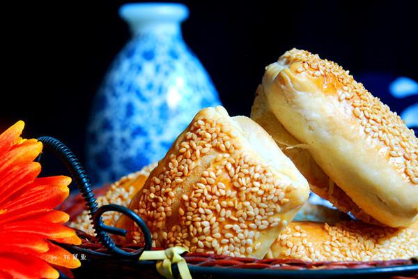 植物油版—油酥烧饼的做法