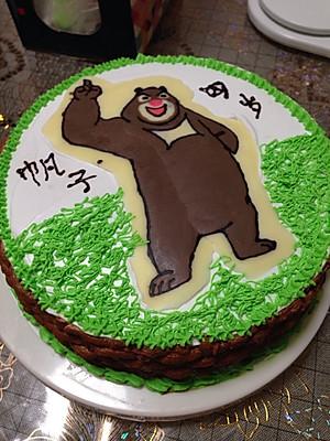 菜谱熊大生日蛋糕 的所有评论