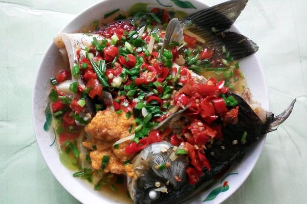 剁椒鱼的做法_【图解】剁椒鱼怎么做如何做好吃_剁椒