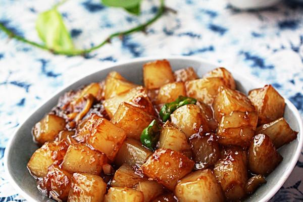 榨菜炒凉粉西米煮烂了能吃吗图片
