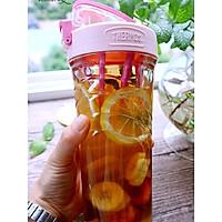 蜂蜜薄荷水果茶#一机多能,一席饪选#