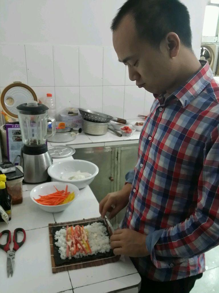 寿司的做法 !-- 图解3