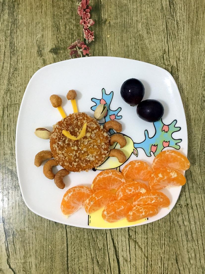 创意儿童早餐的做法图解13