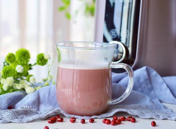 茉莉香银耳红豆浆