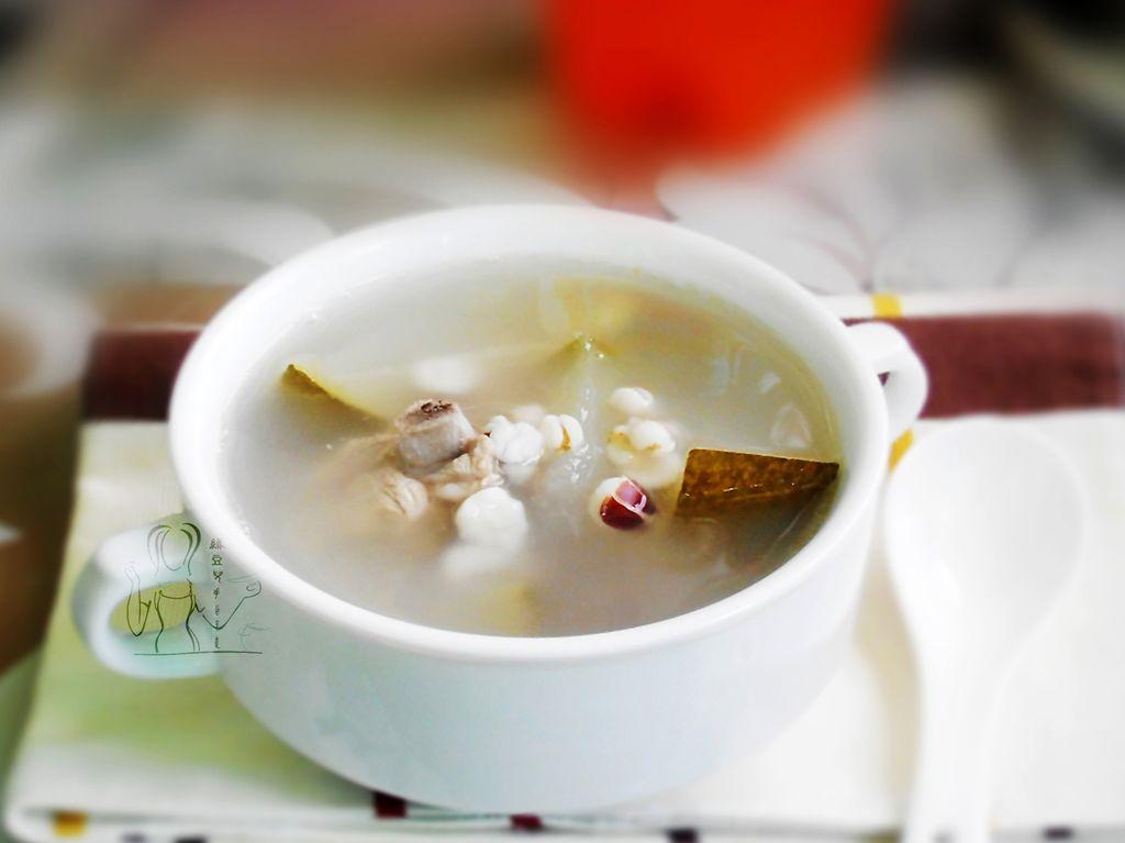 如何做排骨冬瓜汤呢