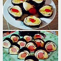 海苔土司小卷