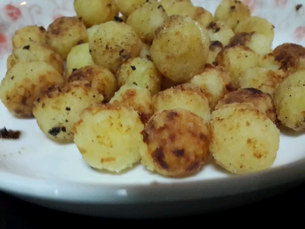 土豆丸的做法步骤