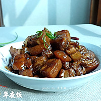 红红火火vs红烧肉#吉祥菜#