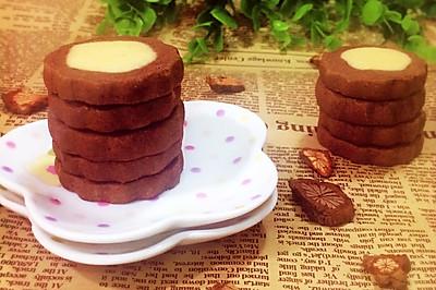 黄油可可曲奇饼干# 百吉福芝士力量#