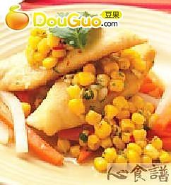辣味鲜鱼沙拉的做法