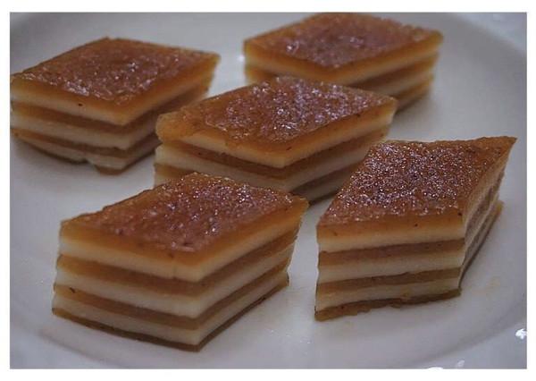 粤式椰汁红枣糕