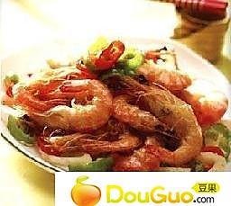 腐乳虾的做法