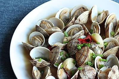 [10分钟系列]酒煮蛤蜊