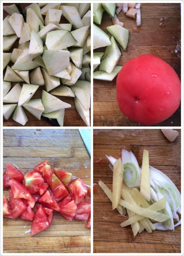 大锅菜的做法图解3