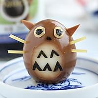 龙猫酱油蛋