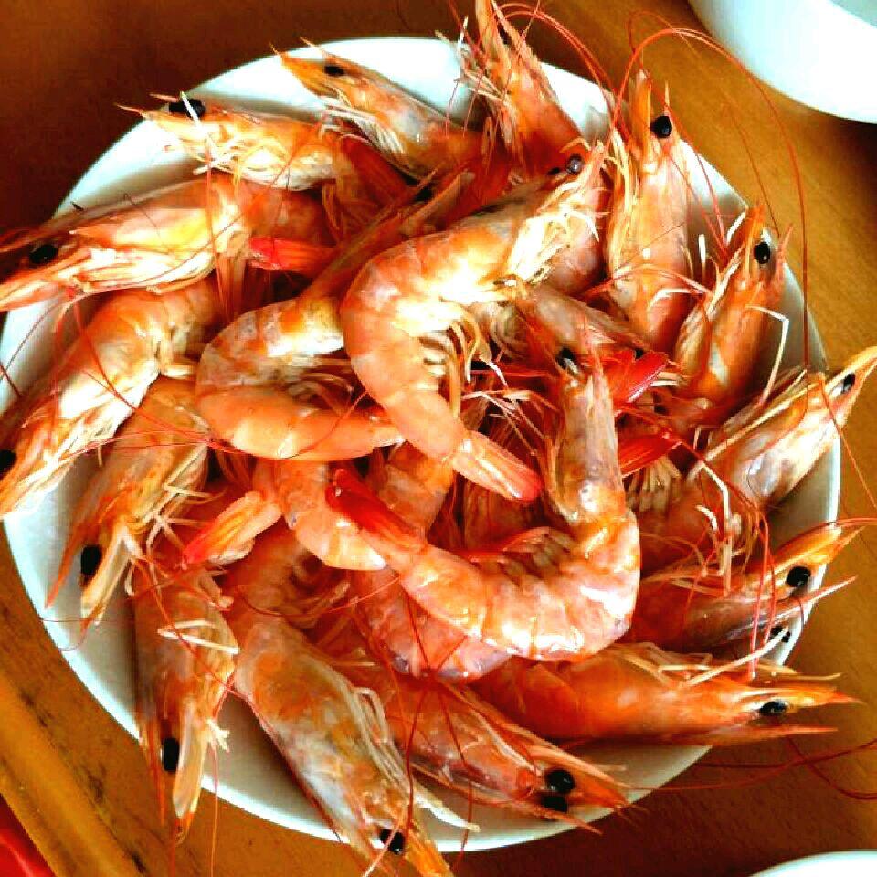 清真虾的做法图解1
