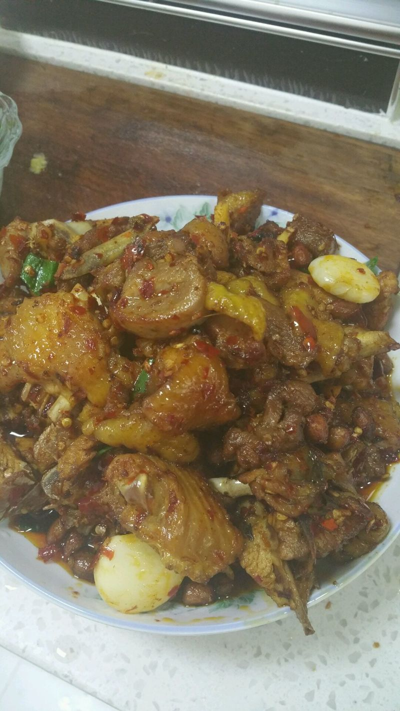 辣子鸡的做法_【图解】辣子鸡怎么做如何做好吃