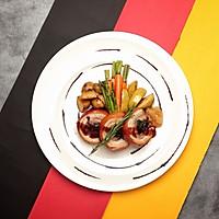 德式黑啤烤五花肉