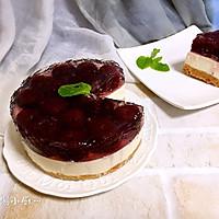 樱桃芝士蛋糕