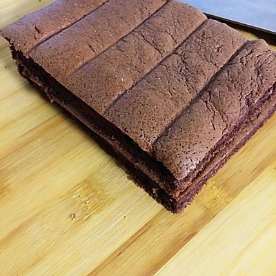 巧克力盒子蛋糕