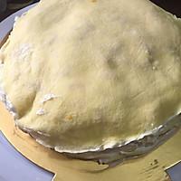 芒果草莓千层蛋糕的做法图解13