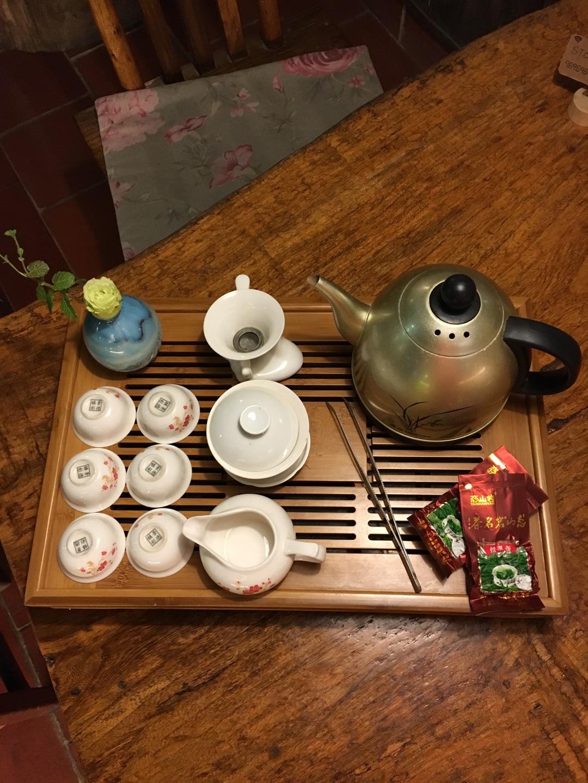 96功夫茶的做法步骤