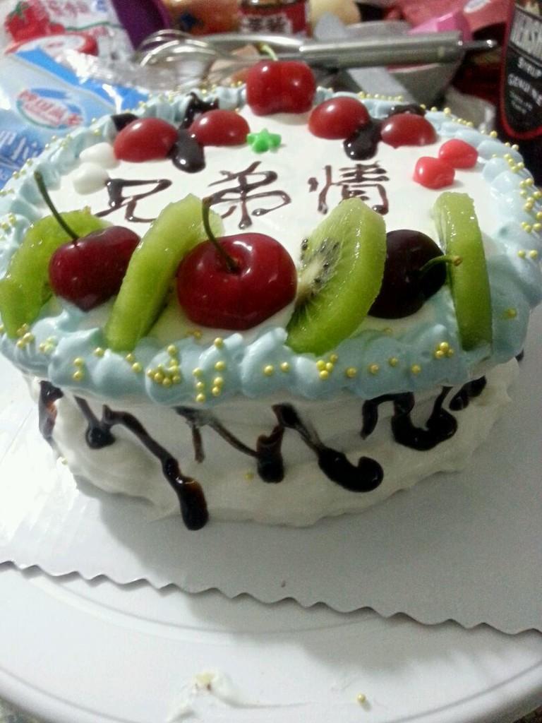 友谊蛋糕~*^_^*的做法图解2