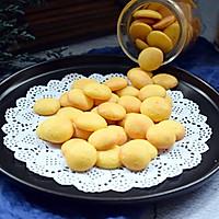 蛋黄小饼干#柏翠辅食节-烘焙零食#