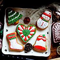 圣诞异形小蛋糕#柏翠辅食节-烘焙零食#
