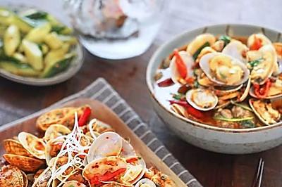 炒花蛤|日食记