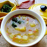 咖喱土豆汤
