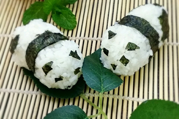 宝宝食谱 萌萌哒熊猫