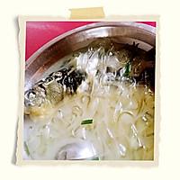 【无油低脂鲫鱼粉皮汤】美味又营养补充蛋白质